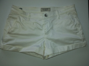 WHITE GUESS SHORTS!!  $5
