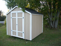 8x8 SHED
