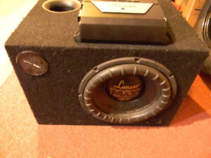 Sub and Amp (Or Best Offer)
