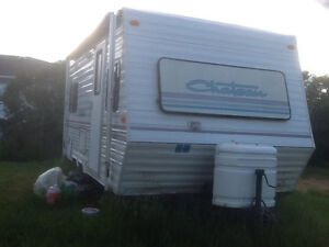 REDUCED. SMALL TRAVEL TRAILER