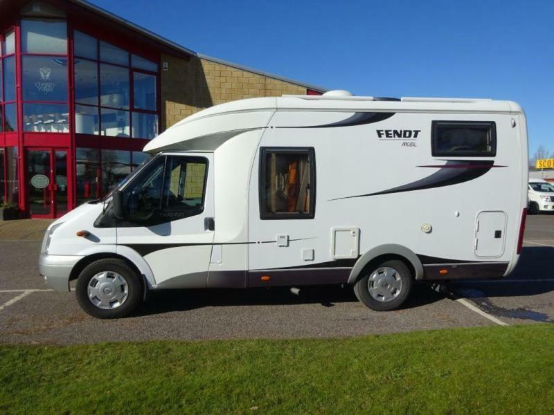 Ford Transit Fendt K400 Motorhome In Perth Perth And