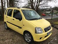 Suzuki Wagon R 1.3 ( 91bhp ) ( R+ ) GL (R+) **Direct from main dealer**