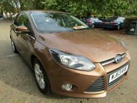 Ford Focus 1.6 TI-VCT ( 125ps ) Powershift 2013MY Zetec