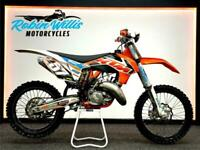 2015 KTM SX 125 - MX - £3100 - FREE DELIVERY - ROBIN WILLIS MOTORCYCLES
