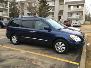 Hyundai Entourage 2008 Limited Edition Van $7300