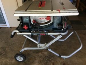 """10"""" Table saw and Stand"""