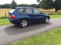 BMW X5 3.0 1 previous owner