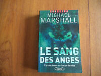 LE SANG DES ANGES / MICHAEL MARSHALL