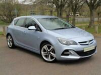 2015 Vauxhall Astra 1.4 Turbo 16V Limited Edition 5dr [Leather] HATCHBACK Petrol