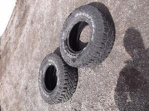 pneu wrangler 15 po. x 2 num 31 x 10.50r15