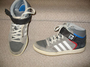 Adidas High Top Street Runners  (Youth/Mens)
