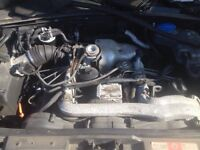 Audi 2.5 tdi engine and gearbox £375