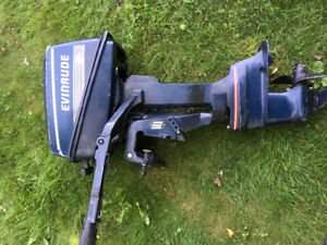 1992 4 hp evinrude outboard