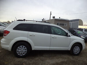 2009 Dodge Journey SXT--ONE  OWNER--EXCELLENT SHAPE IN/OUT Edmonton Edmonton Area image 8