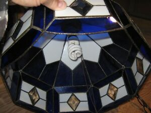 Leaded Glass Swag Kawartha Lakes Peterborough Area image 3