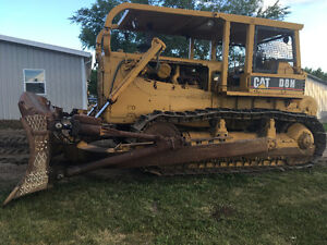 D8H Crawler Tractor for sale
