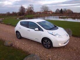 2014 / 14 Nissan Leaf E ( 80kw ) Auto 2013MY Tekna