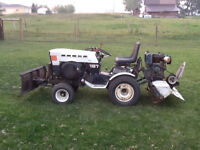 Craftsman tractor for sale