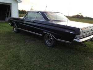 1965 Comet Caliente 2 dr hardtop from Alberta ps and pb