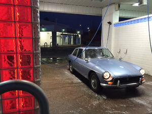 MGB GT 1969 - MUST SELL