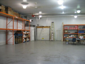 Elm Tree Road Building for rent, warehouse, parts and work shop.