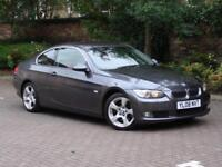 FINANCE AVAILABLE!!! 2008 BMW 3 SERIES 3.0 325i SE 2dr COUPE, 6 SPEED, LONG MOT