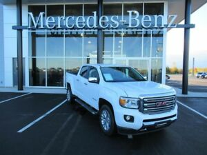 2018 GMC Canyon Crew 4x4 SLT / Short Box