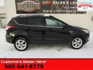 2013 Ford Escape SE  4X4, LEATHER, NAVI, ALLOYS, BLUETOOTH