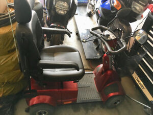 Mobility Scooter Fortress 1700DT