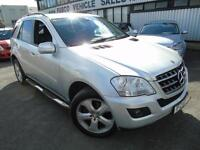 2009 Mercedes-Benz ML320 3.0TD CDI 7 G-Tronic SE - Platinum Warranty!