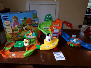 vtech Go Go Smart Animals Zoo Explorer playset