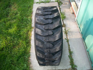 10 x 16.5 SKID STEER TIRES