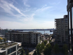 1 bedroom North Vancouver Lower Lonsdale with water view