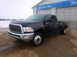2011 Dodge Ram 3500 Dually Laramie