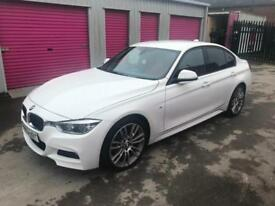 BMW 320 2.0TD ( 190bhp ) BluePerformance ( s/s ) Auto, M Sport, 67reg FOR SALE