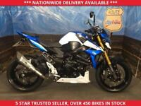 SUZUKI GSR750 GSR 750 ZAL5 ABS MODEL NAKED SPORTS LOW MILEAGE 2015 15