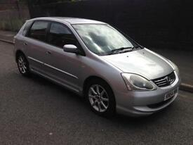 2004 Honda Civic 1.7 CTDi SE Hatchback 5dr