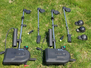 Scotty Electric Downriggers (2) mint condition $650.00 firm