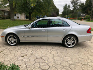 MERCEDES BENZ E350 4-MATIC 2008 LOADED MINT CONDITION
