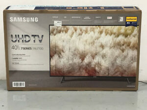 "40"" Inch 4k HDR Samsung NU7100 Smart TV 2018"