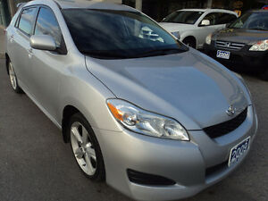 2009 Toyota Matrix XR/Accident free/Certified Wagon