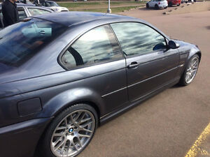 Looking for- 2002 BMW M3 Coupe (2 door)
