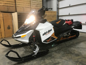 "163"" ski doo 800 summit xp"