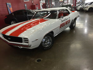 1969 Chev Camaro Indy Pace Car