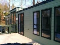 *LUXURY HYBRID HOLIDAY HOME LODGE SPECIFICATION FOR SALE 5* PARK LAKE DISTRICT *
