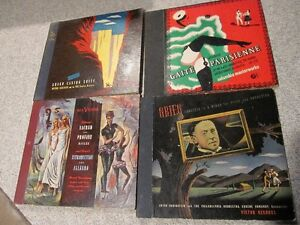 Classical Music 78 Records