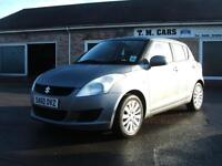 2010 60 Suzuki Swift 1.2 SZ3 **£30 Road Tax / NEW MOT**