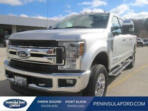 2018 Ford F-250 Super Duty XLT  6.7L POWERSTROKE DIESEL