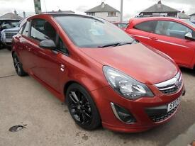 Vauxhall/Opel Corsa 1.2i 16v ( 85ps ) Limited Edition ( a/c ) 2012MY