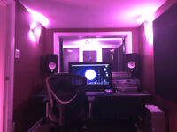 Recording Studio with Award-Winning Producers and Engineers